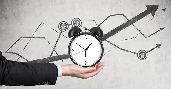Find time for strategic planning