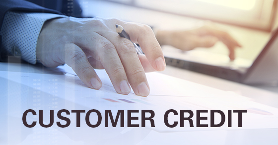 Run the numbers before you extend customer credit - ASCEND